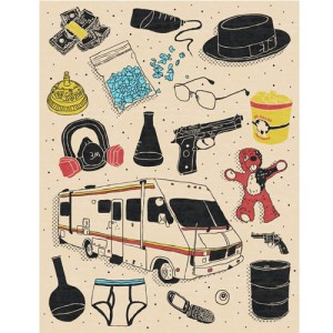 Breaking Bad Artefacts (Print Only)