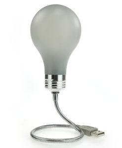 Bright Idea USB Light Bulb