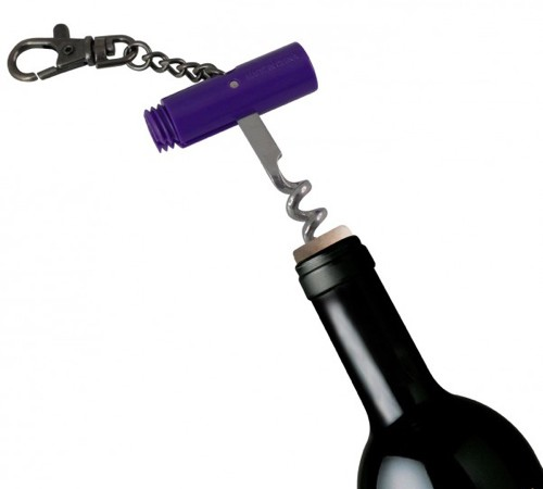 dual bottle opener corkscrew yuppie gadgets. Black Bedroom Furniture Sets. Home Design Ideas