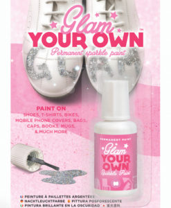 Glam Your Own Sparkle Paint