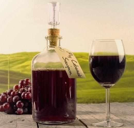 Little Cabernet Sauvignon Wine Making Kit