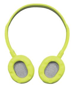 Mini Neon Beats Headphones Green