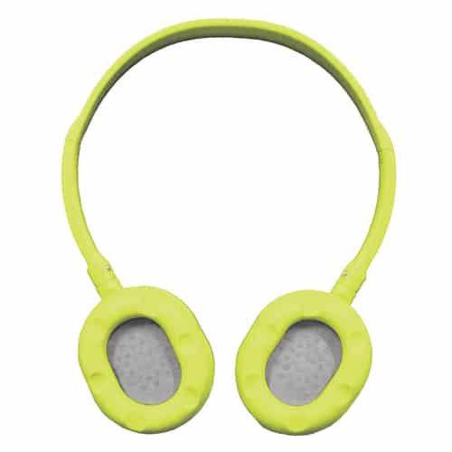 Mini Neon Soundz Headphones – Green