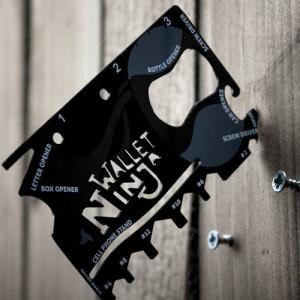 Wallet Ninja 18 in 1 Multi Tool