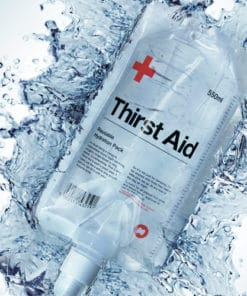 Thirst Aid Hydration Pack