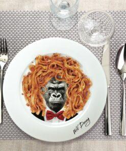 Wild Dining Dinner Plates