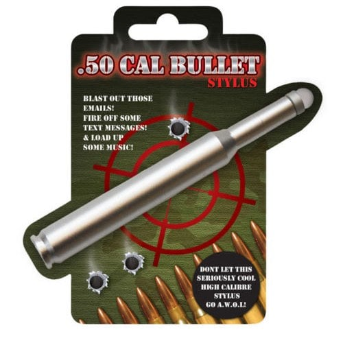 50 Calibre Bullet Touch Screen Stylus