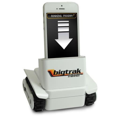 Bigtrak Rover Smartphone Robot