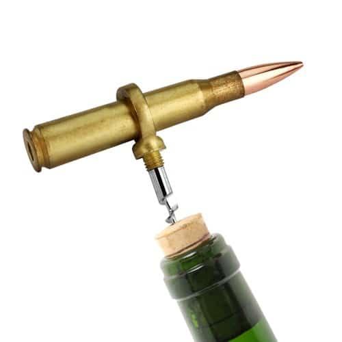 Bullet 50 Calibre Corkscrew