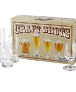 Craft Beer Shots