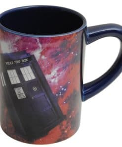 Doctor Who Giant Hidden Tardis Mug