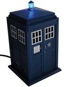Doctor Who Tardis USB 4 Port Hub