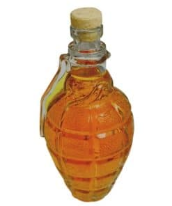 Drinks Lab Glass Grenade Decanter