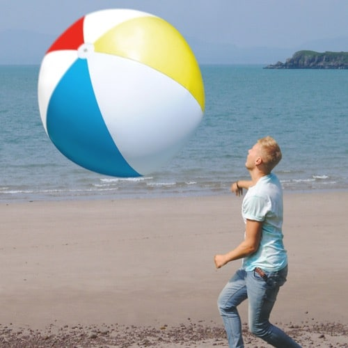 Giant Inflatable Beach Ball