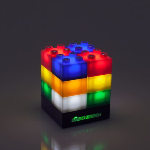 LED Light Stax Building Blocks