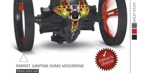 Popular Mechanics Jumping Sumo 2014