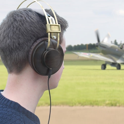 Royal Air Force Headphones