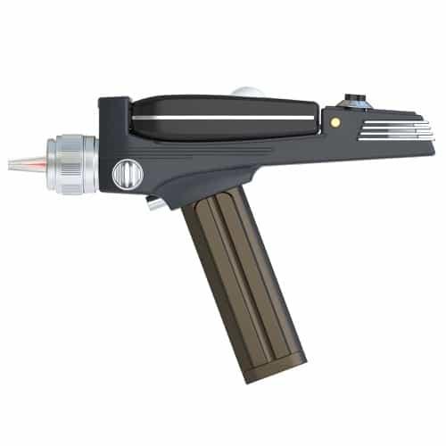 Star Trek Phaser Remote Control - Yuppie Gadgets