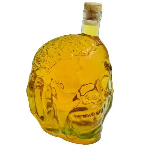 Zombie Head Drink Decanter