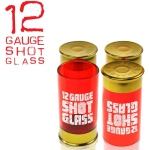 12 Gauge Shot Glass – Set of 4