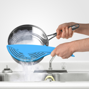 Big Blue Pot Strainer
