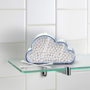 Cloud Catcher Cotton Bud Holder
