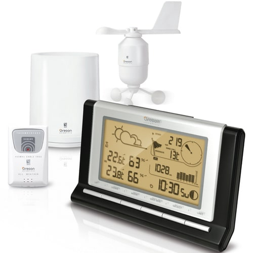 Wireless Pro Weather Station with USB Upload