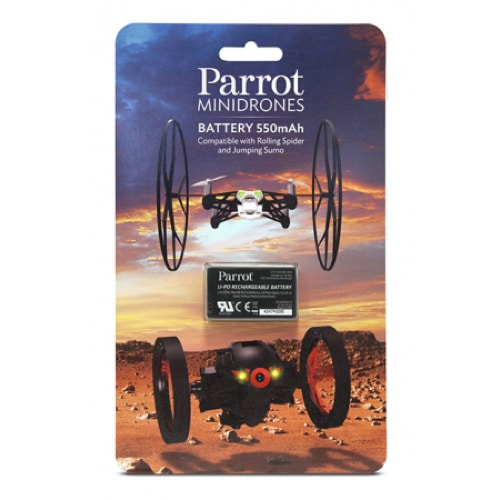 Minidrones Battery LiPo for Jumping Sumo and …