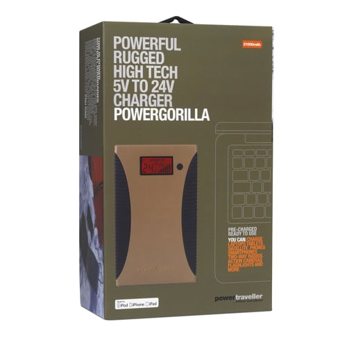 Powergorilla Tactical – Khaki