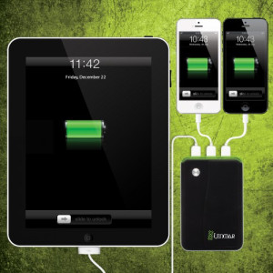 Lenmar Helix 11000mAh Portable Power Pack