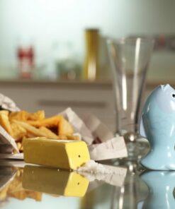 Fish & Chip Salt and Pepper Shaker