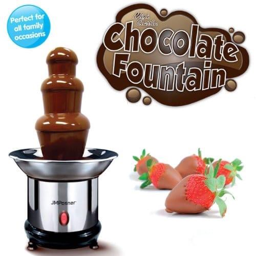 Mini Classic Chocolate Fountain [DISCONTINUED…