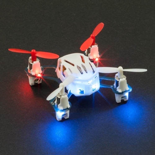 Q4 Worlds Smallest Quadcopter