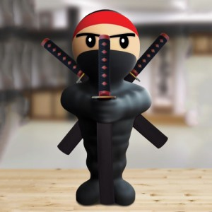 Ninja Knife Block Set