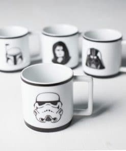Star Wars Espresso Cups
