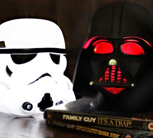 Star Wars Mood Light Darth Vader Large 1