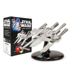 Star Wars X Wing Knife Block