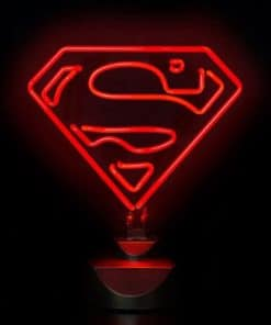 Superman Neon Light