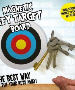 Target Board Magnetic Key Holder