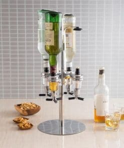 Bar Caddy Dispenser – 4 Bottle