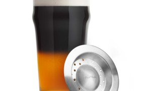 Black and Tan Beer Layering Tool