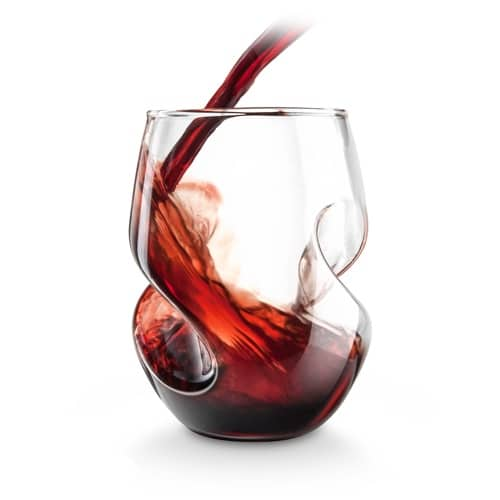 Conundrum Red Wine Glass Set