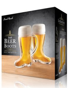 Das Beer Boots with Handle