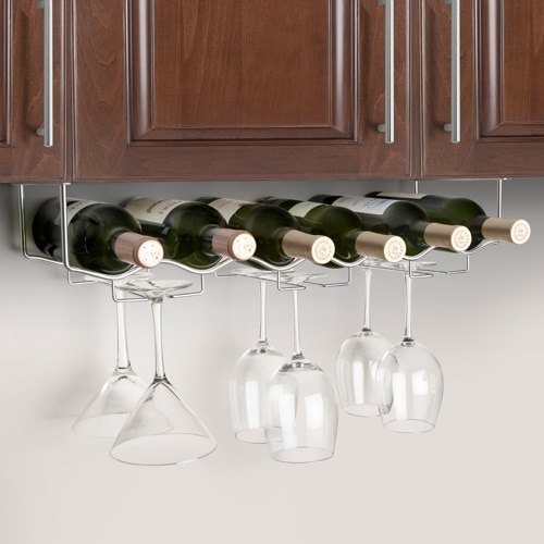 wine glass cabinet cabinet wine and glass rack yuppie gadgets 29306