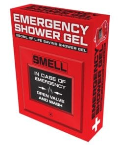 Emergency Shower Gel