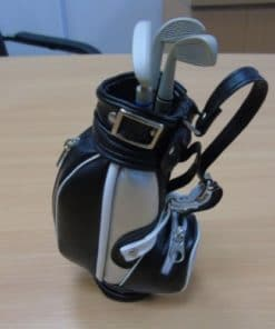 Golf Bag Pen Holder
