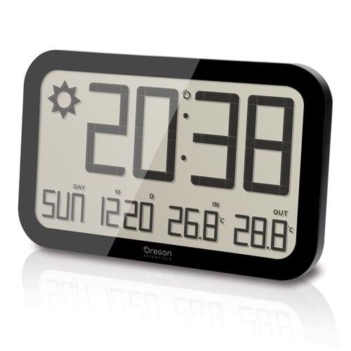 Jumbo Weather Wall Clock