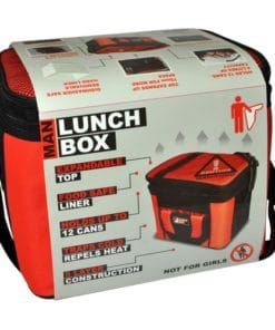 MAN Lunch Box Cooler