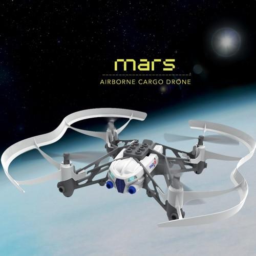 Parrot Airborne Cargo Minidrone – Mars Whit…