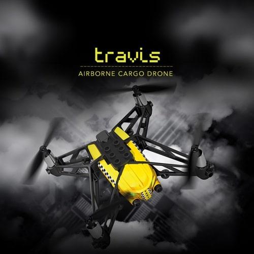 Parrot Airborne Cargo Minidrone – Travis Ye…